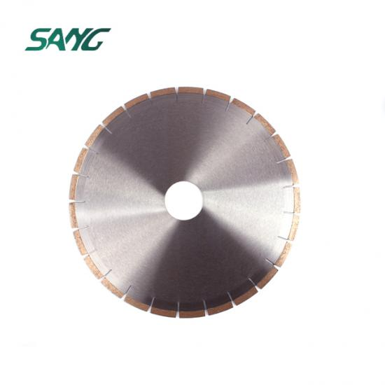 Marble cutting disc custom