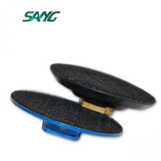 Rubber plastic backer pad wholesale