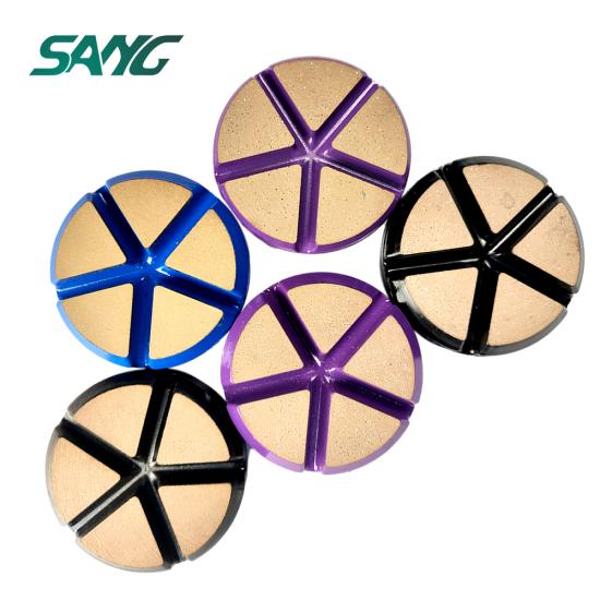 korean diamond polishing pads, concrete diamond polishing pads, 3inch polishing pads